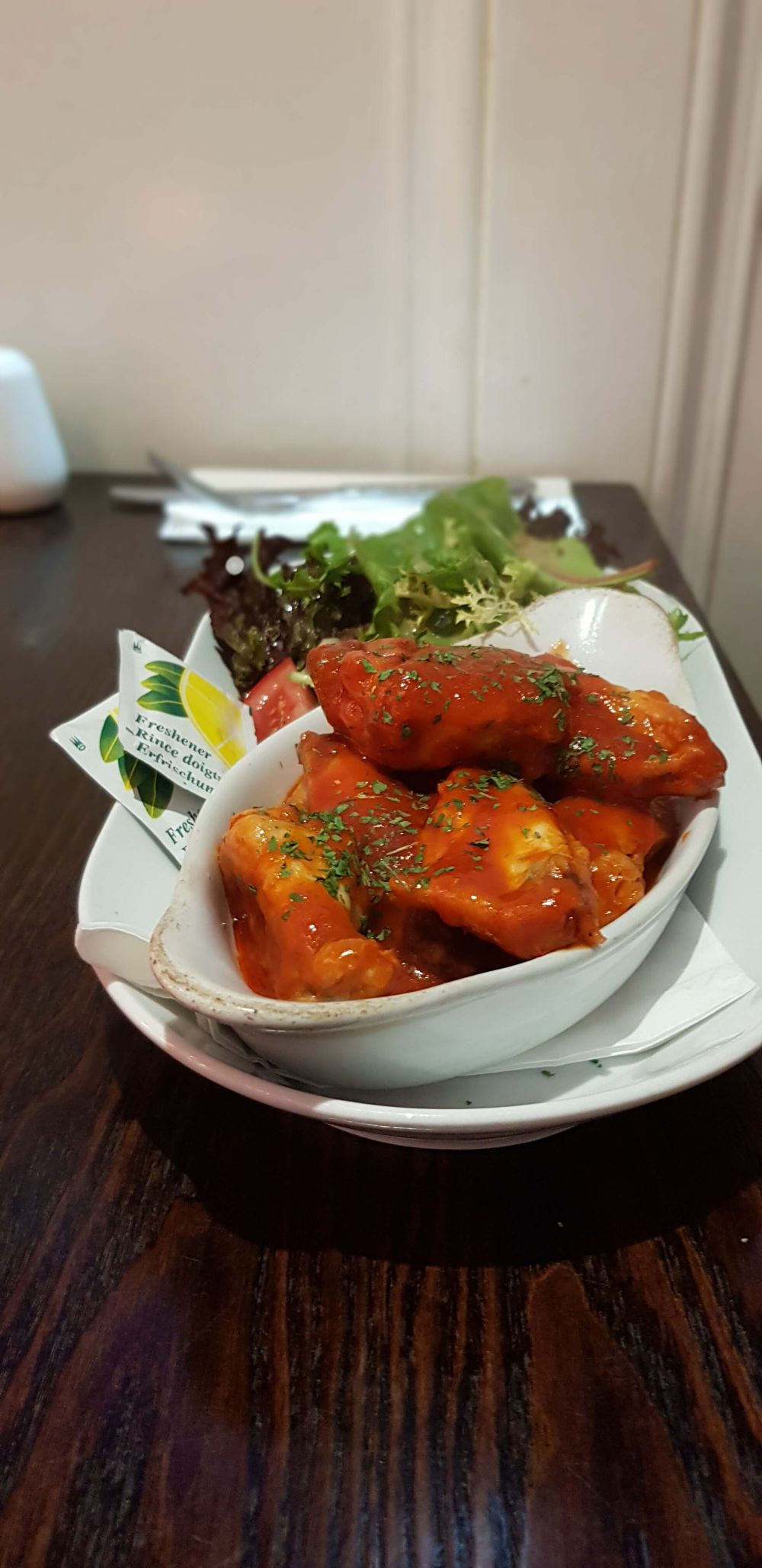 Great Family Food Glasgow | Wings | Christmas
